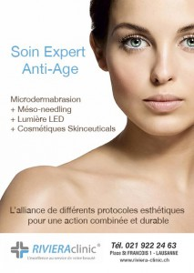 Soin Expert anti-âge Rivieraclinic