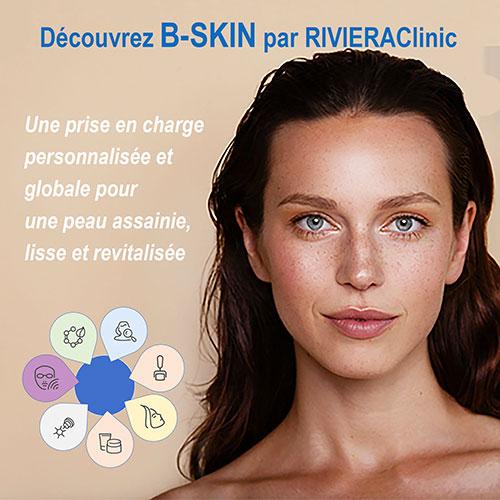 Bénéficiez d'une analyse de votre peau et d'un traitement sur-mesure