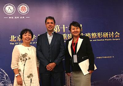 Nymphoplastie Congrès en Chine & Corée