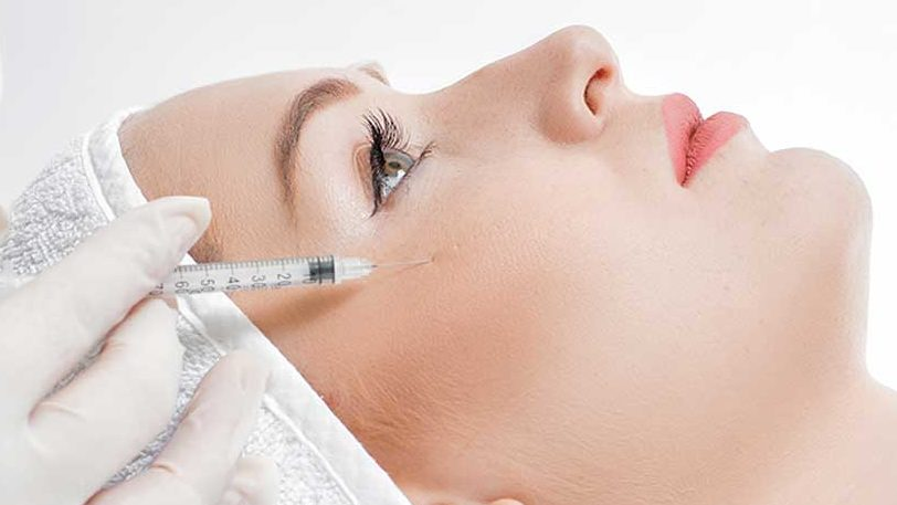 injections visage